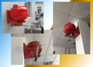 China Hanging Hfc-227ea Extinguishing System with Electrical Actuator on sale