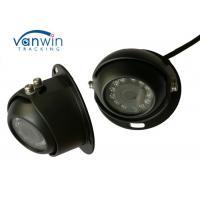 Metal IR Mini TVI Car security monitor camera Dome Style 1080P 2MP Inside