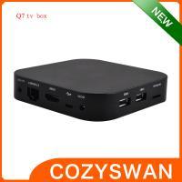 8GB ROM XBMC RK3188 Smart TV Box Q7 Quad Core Mini PC Rock Chip Cortex A9 Mali 400 GPU