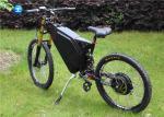 Velocidad 26 de Shimano 7 bicis eléctricas para hombre/para mujer de la bici de 48v 1000w Enduro E