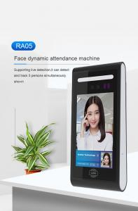 China 2019 NEW Infrared Real time Dynamic facial time attendance device with sdk attendance software free download RA05 on sale