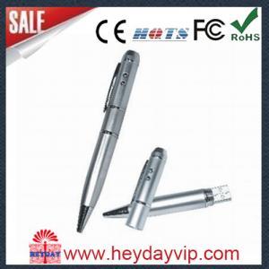 China USB Ball Pen, USB Flash Memory Pen, USB Pen Drive on sale
