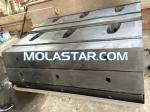 Molastar I Type Marine Rubber Fender