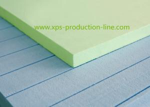 B1 Grade 250 Kpa Extruded Styrofoam Sheets , 50mm Insulation