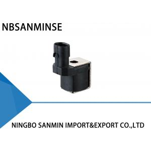 China Waterproof Class F IP65  DC12V Solenoid Valve Coil For Automobile Valve on sale