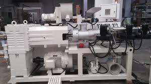 China Foam Board Single Screw Extruder Machine Full Automatic Control New Condition on sale
