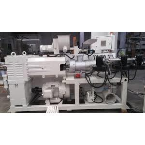 China Foam Board Single Screw Extruder Machine Full Automatic Control New Condition on sale