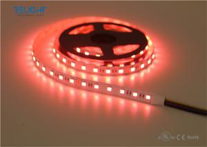 China WW / CW / RGB 5050 Outdoor Led Strip Lights Waterproof Flexible IP65 UL list on sale