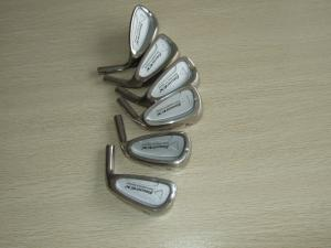 China Custom Made Full Forged Golf Heads / High End Forged Golf Iron Head on sale