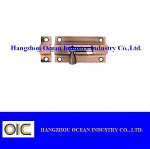 China Stainless Steel Door Latch Sliding Gate Hardware , antique copper finish on sale