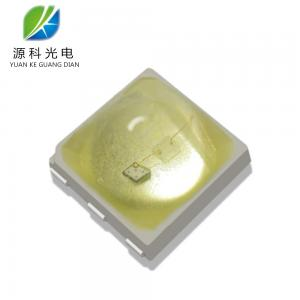China Ultraviolet 2 In 1 Diode SMD 5050 LED Chips , UV LED Chip For Nail Lamp on sale