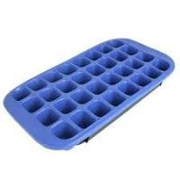 Blue Ice Cube Molds Kitchen Tools And Utensils In Baking , Food Grade