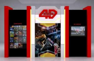 China 4d Theater Eqiupments on sale