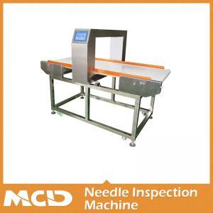 China Food industry Conveyor Belt Metal Detector on sale