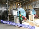 Industrial Fire tube 8 ton 8000kg 8 tph gas fired steam boiler price