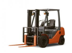 China Engine Counterbalance Forklift Toyota 8FDN25 on sale