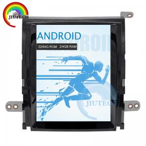 China Ips Car Music System With Bluetooth And Navigation For Cadillac Escalade on sale