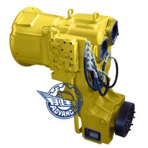 China Fixed-shaft Multi-speed Advance Hydraulic Transmission Speed Reduction Gearbox WG180 supplier