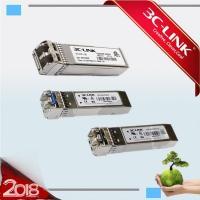 4.25G CWDM SFP Optical Fiber Transceiver , Lightweight WDM SFP Transceiver Equipment 80km