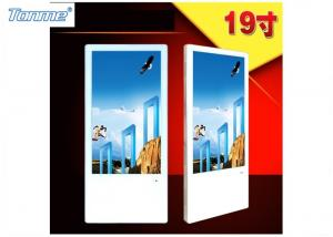 China Slim 19 Inch Wall Mount LCD Digital Advertisng Player for Retail Store Mall Building on sale