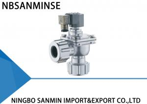 China GOYEN Sanmin Pneumatic Pulse Valve High Performance With ADC12 die cast Body on sale