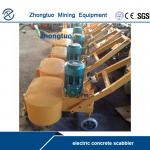 electric concrete scabbler|Hand propelled electric high frequency chisel for surface of concrete bridge