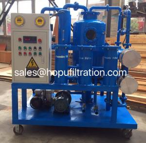 China ZYD Double stage vacuum transformer oil,Hot Sale Mineral Insulation Oil Purifier,cable oil filtering equipment factory on sale