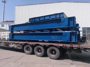 China Movable Truck Portable Weighbridge Transportable Vehicle Scale System 150T on sale