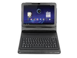 China 210*115*7.8mm PU Leather Ipad 2 Bluetooth Keyboard Case for MOTOROLA XOOM--HK-01 on sale