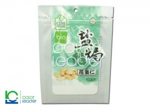 China Dog Food / Dry Goods Packaging Hang Hole , Plastic Food Packaging on sale
