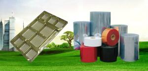 China Clear Rigid PVC Film on sale