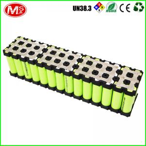 China Li-NCM LifePo4 18650 E Bike Battery Replacement Long Cycle Life OEM Welcome on sale