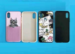 China Custom Pattern Cell Phone Silicone Cases Smartphone Back Cover Case on sale