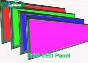 China Professional 512 DMX LED RGB Panel Light 300 x 1200 Energy Saving on sale