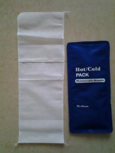 China Hot Cold Therapy Pack 250g, Nylon Materials (SK-8LR250),Shanghai Sunkey Cold Compress Blue color on sale