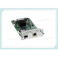 Cisco NIM-1GE-CU-SFP 1-Port Gigabit Ethernet WAN Network Interface Module