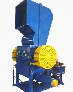 China High Efficient Industrial Plastic Granulator For PE PP Film Recycling on sale