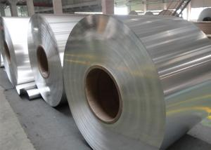 China 1000 3000 Series Aluminum Coil Stock 0.2 - 6 Mm Thickness For Furniture / Cabinet on sale