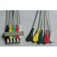 Compatible Philips M1635A ECG Leadwire for 5-Lead IEC Snap