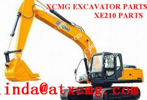 China XCMG EXCAVATOR Parts XE265C XE260CLL XE335C XE370CA XE390CH XE470M XE470C XE490CK XE500C XE700C  XE900C XE1300C on sale
