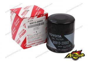 Quality Auto Parts OEM 90915-20003 Car Oil Filters For Toyota With High Performnce for sale
