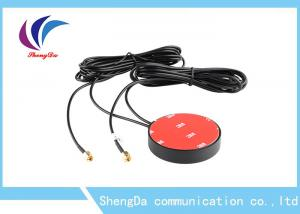 China GPS / 4G LTE Active Remote GPS Antenna High Gain Antenna Amplifier Built - In on sale