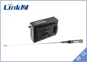 China cofdm 5km rf wireless fm transmitter broadcasting hd-sdi video transmitters on sale