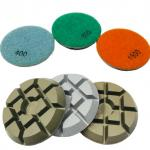 3 Inch Dry Diamond Polishing Pads For Concrete