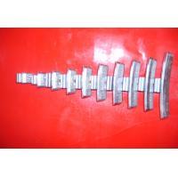 China Lead/Pb clip on wheel balance weights on sale