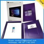 FPP Best Price Microsoft Windows 10 professional COA sticker Multi-language Operating System Software win 10 pro COA