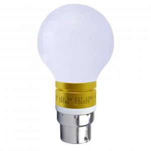 China Sharp 2900K Frosted Dimmable LED Light Bulbs 5W 230v , CRI 90 Bulbs For House on sale