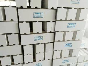 China 0 expansive fused silica brick for glass furnace/coke oven on sale