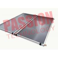 China Passive Solar Heat Collector , Solar Hot Water Collector Panels No Leakage on sale