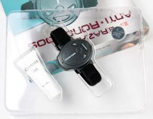 China Electric Anti Snoring Wristband Watch , Sleep Aid Device on sale